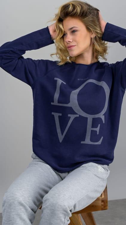 LOVE JULIA DTM SWEAT