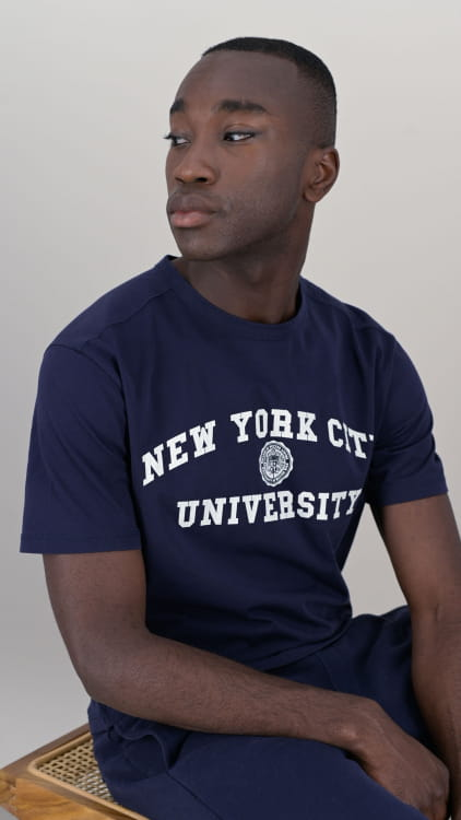 THE COLLEGE TEE