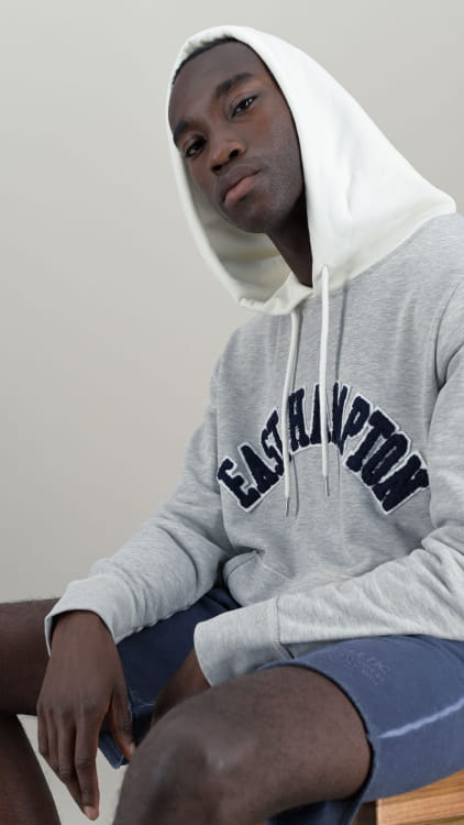 THE COLLEGE HOODY EH