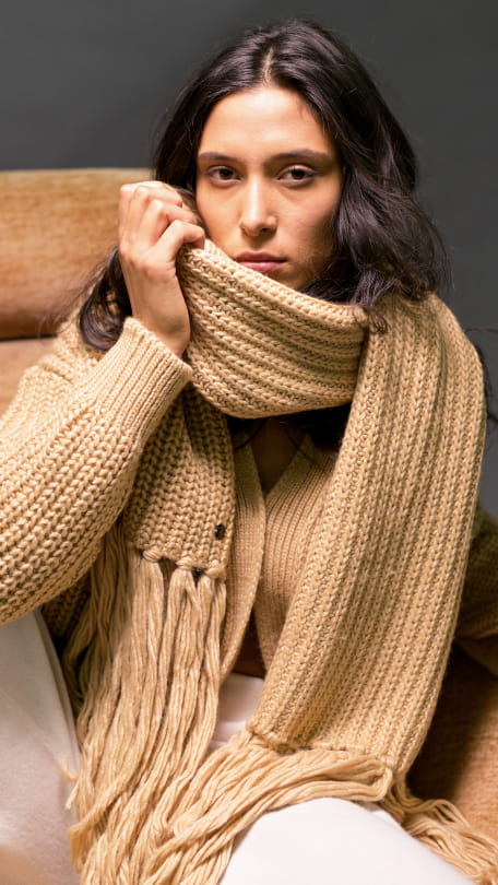HAVEN SCARF