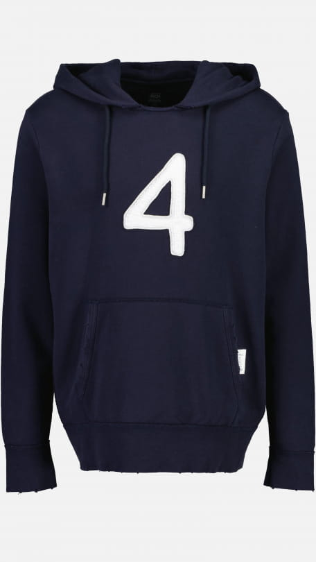 THE COLLEGE HOODY 4
