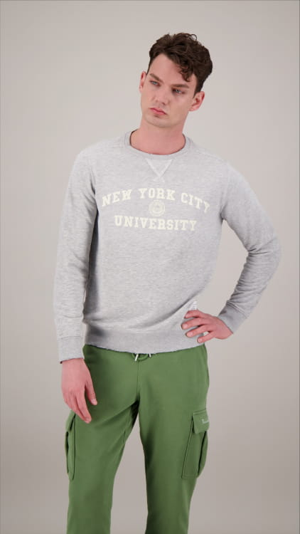 THE COLLEGE SWEAT PATCH